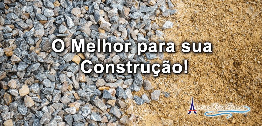 Areias Rio Senna | Comercio de Areias e Predras MG