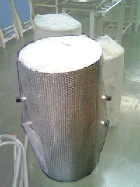 Cilindro Aluminio 120 Litros,Reservatório