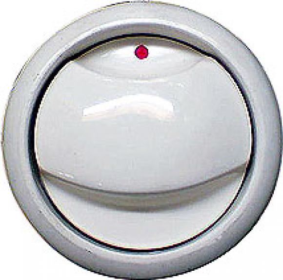 Botão DAKO antigo MILLE/CIVIC/GOL Cano longo branco,botões manipulos para fogões Dako