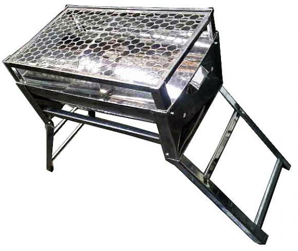 Churrasqueira Eliza Camping inox 45x30x56,so fogoes,sofogoes,pe�as para fogo�o em geral,fog�es,conserto de fog�es,conserto de fog�es bh,fog�es industriais.fog�es a lenha