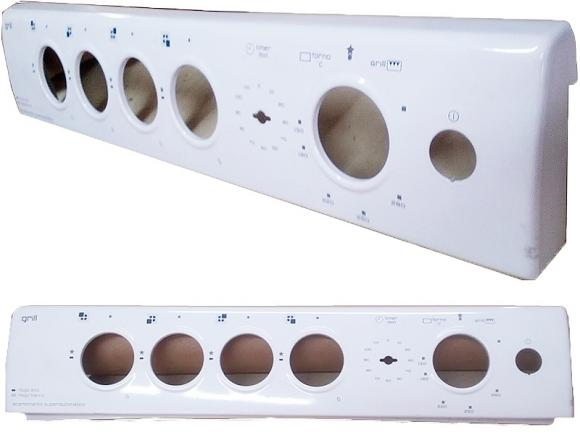 Painel Brastemp Quality 4 bocas forno timer 1 interrupt.,so fogoes,sofogoes,pe�as para fogo�o em geral,conserto de fog�es,conserto de fog�es bh,canaliza��es de g�s, instal��es de g�s predial e resis�ncial; fog�es industriais.fog�es a lenha