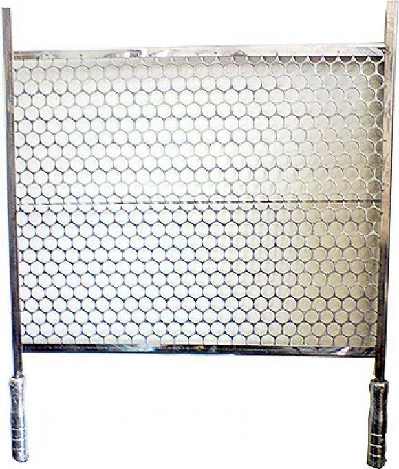 Grelha 60 x50 Inox e cabos inox,so fogoes,sofogoes,pe�as para fogo�o em geral,fog�es,conserto de fog�es,conserto de fog�es bh,fog�es industriais.fog�es a lenha