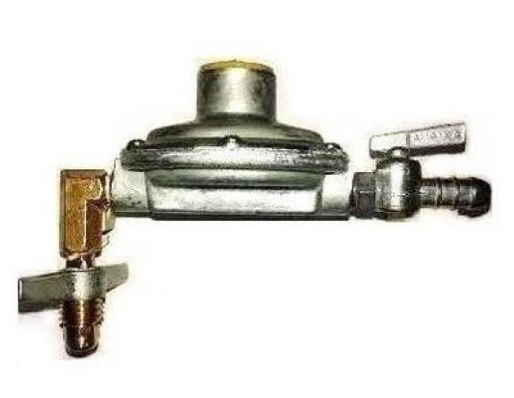 Regulador de gás Aliança 50601 horizontal,conserto de fogões bh, so fogoes, sofogoes, peças para fogoão em geral,conserto de fogões,canalizações de gás, instalções de gás predial e resisêncial
