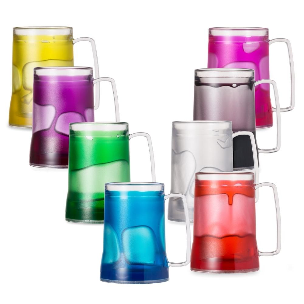 caneca em acrílico, canecas bh, caneca, caneca personalizada, caneca plástica, caneca plastico, caneca com gel, caneca plástica colorida ,
