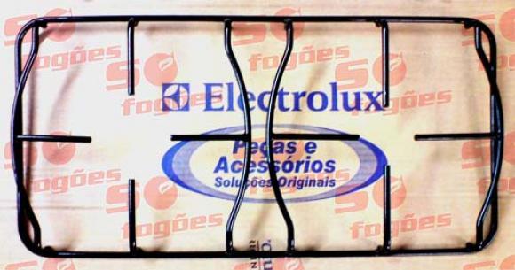Grelha Electrolux 56TB lateral,so fogoes,sofogoes,pe�as para fogo�o em geral,fog�es,conserto de fog�es,conserto de fog�es bh,fog�es industriais.fog�es a lenha