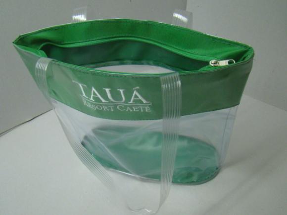 sacola pvc, sacola de plastico, bolsa pvc, bolsa de plastico, propaganda, publicidade, brinde, sacola plastica, sacola piscina, sacola praia