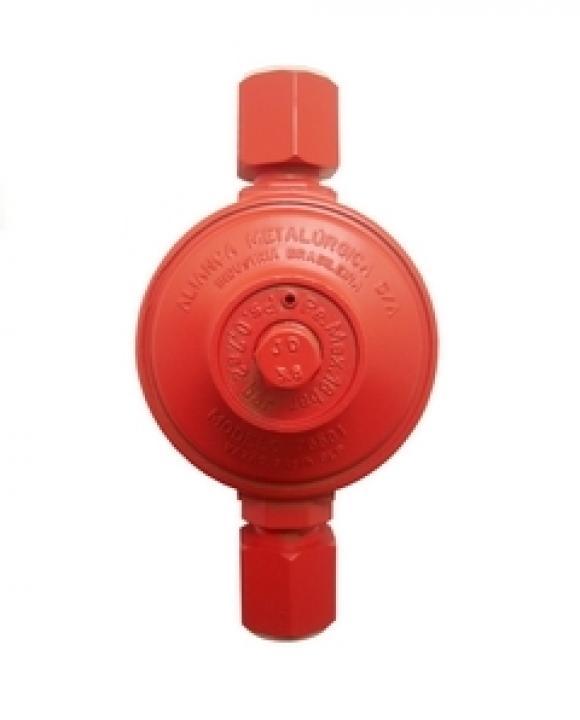 REGULADOR ALIANCA IND Vermelho 9KG/H ,conserto de fogões bh, so fogoes, sofogoes, peças para fogoão em geral,conserto de fogões,canalizações de gás, instalções de gás predial e resisêncial