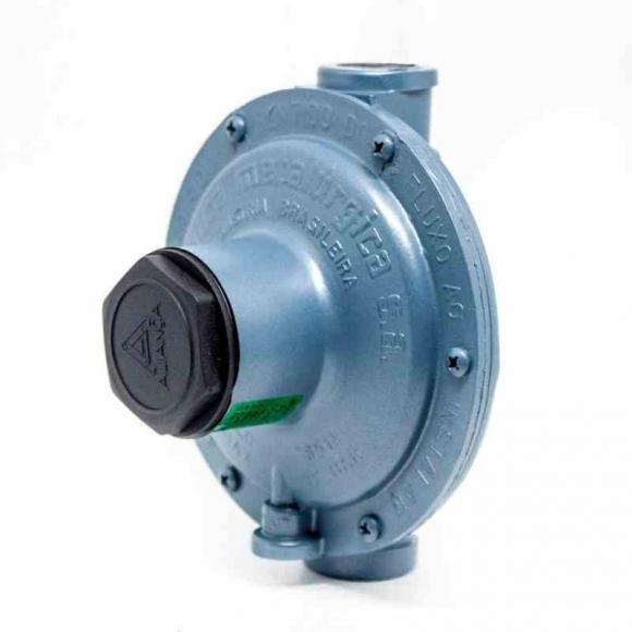 Regulador de Gás Aliança GLP 76511/05 20 kg/h Azul,conserto de fogões bh, so fogoes, sofogoes, peças para fogoão em geral,conserto de fogões,canalizações de gás, instalções de gás predial e resisêncial