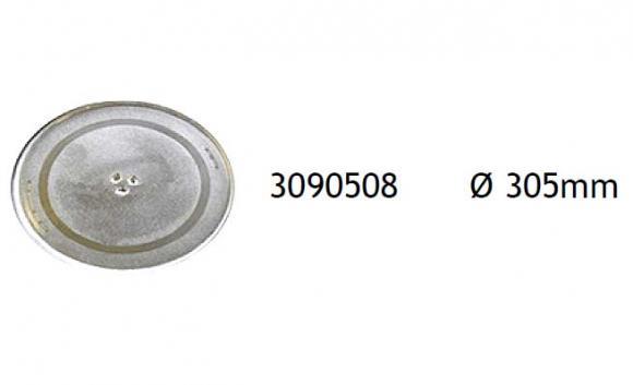Prato para microondas 305 mm trevo,so fogoes,sofogoes,pe�as para fogo�o em geral,fog�es,conserto de fog�es,conserto de fog�es bh,fog�es industriais.fog�es a lenha