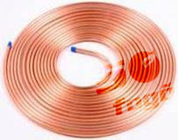 Cano tubo de Cobre 3/8 - Preço por METRO,Instalaçõo de gás ; conexões