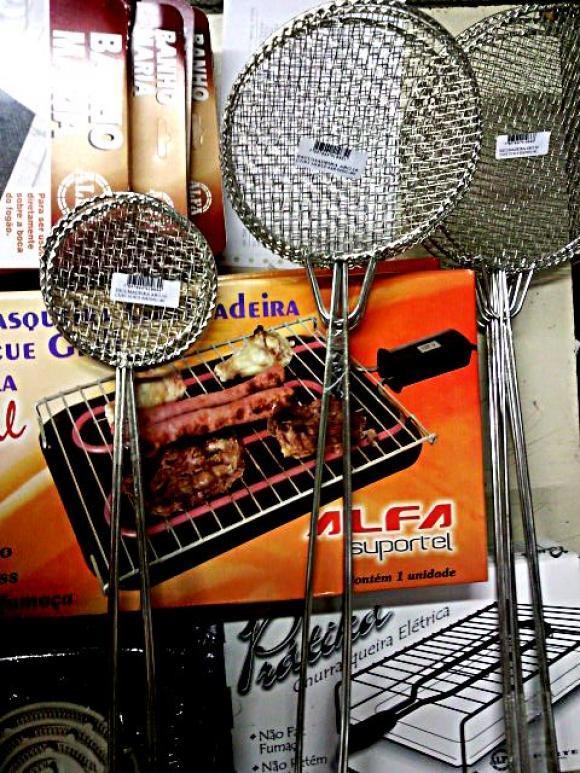 Escumadeira Alfa aro 16,so fogoes,sofogoes,pe�as para fogo�o em geral,fog�es,conserto de fog�es,conserto de fog�es bh,fog�es industriais.fog�es a lenha