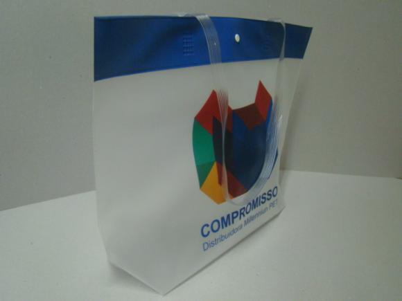 sacola pvc, sacola plastica, bolsa pvc, bolsa de plastico, sacola propaganda, LEMBRANÇA, BRINDE ANIVERSÁRIO