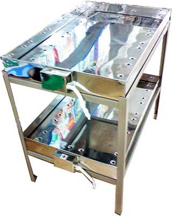 Banho Maria / Marmiteiro 25 Marmitas com 2 termostatos 220v,conserto de fogões bh, so fogoes, sofogoes, peças para fogoão em geral,conserto de fogões,canalizações de gás, instalções de gás predial e resisêncial