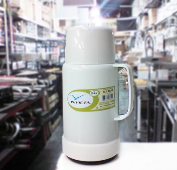 Garrafa t�rmica 500ml,Garrafa t�rmica 500 ml 1/2 lts