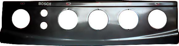 Painel Bosch Funktional 2 furos TL marron 4 bocas,so fogoes,sofogoes,pe�as para fogo�o em geral,fog�es,conserto de fog�es,conserto de fog�es bh,fog�es industriais.fog�es a lenha