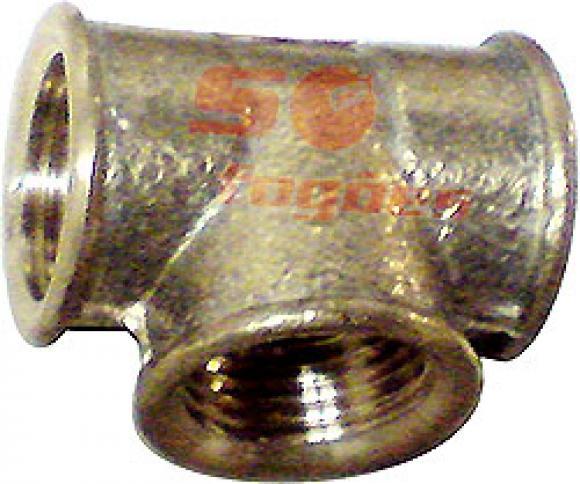 Tee 1/2 bronze,so fogoes,sofogoes,pe�as para fogo�o em geral,fog�es,conserto de fog�es,conserto de fog�es bh,fog�es industriais.fog�es a lenha
