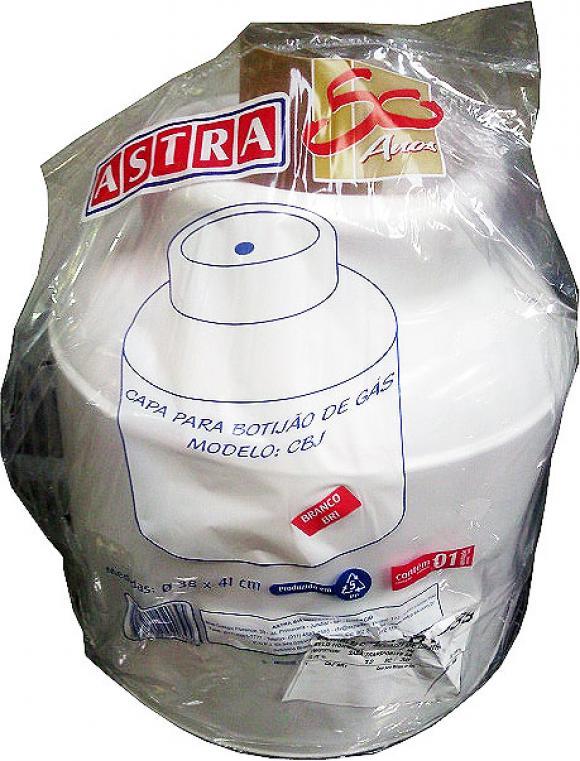Capa pl�stica para botij�o de g�s,capa para botij�o,protetor de botij�o, capa astra,capa para botij�o polipropileno
