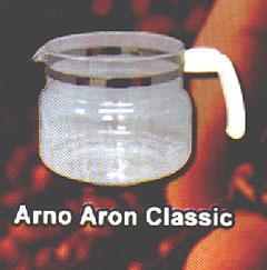 Jarra para Cafeteira Arno Aron Classic,JARRA PARA CAFETEIRA