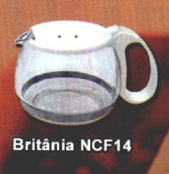 Jarra para Cafeteira Britanea NCF14,Pe?as para fog?es Belo Horizonte MG