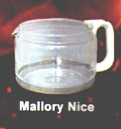 Jarra para Cafeteira Mallory Nice,Jarra para Cafeteira Mallory