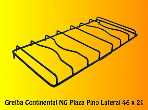 Grelha Continental NG Plaza LATERAL 4 e 6b  217 x 462 mm ,501102 ROA