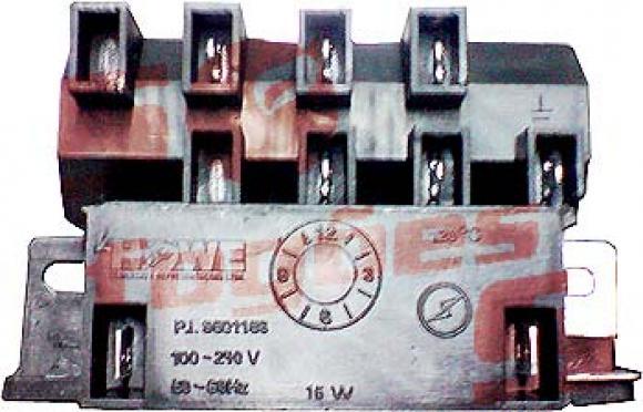 Usina Howe 5 saídas - serve para os 2 polos - fino e grosso,conserto de fogões bh, so fogoes, sofogoes, peças para fogoão em geral,conserto de fogões,canalizações de gás, instalções de gás predial e resisêncial