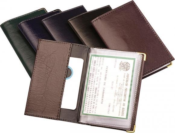 porta documentos, porta carteira, carteira de documentos, documento de carro, brinde, lembrança