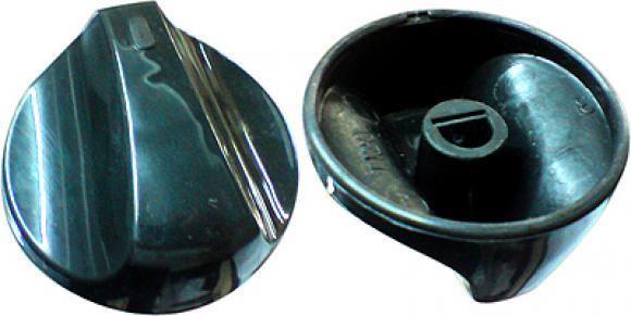 Botão de Timer preto,conserto de fogões bh, so fogoes, sofogoes, peças para fogoão em geral,conserto de fogões,canalizações de gás, instalções de gás predial e resisêncial