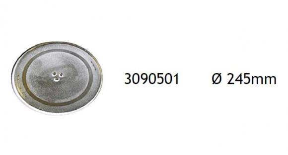 Prato para microondas 245 mm trevo,so fogoes,sofogoes,pe�as para fogo�o em geral,fog�es,conserto de fog�es,conserto de fog�es bh,fog�es industriais.fog�es a lenha