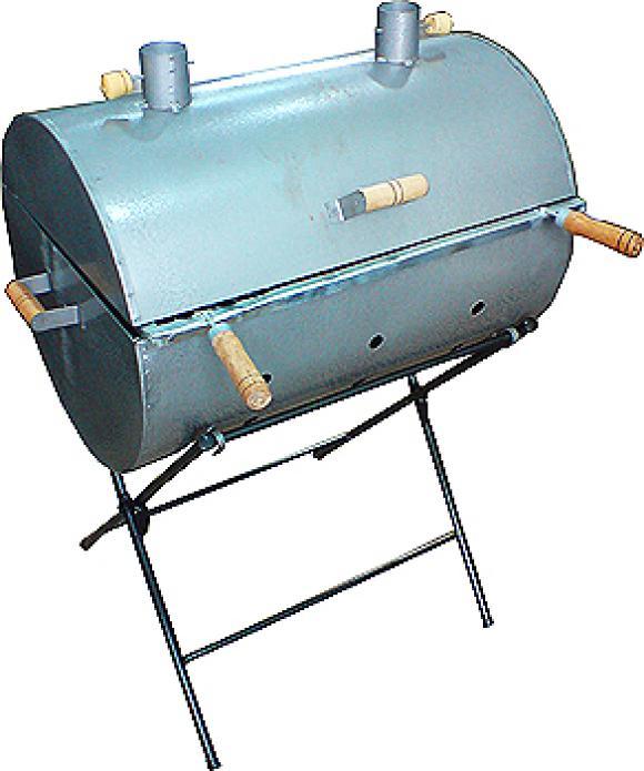 Churrasqueira Bafo Mini pintada Extra grande,so fogoes,sofogoes,pe�as para fogo�o em geral,fog�es,conserto de fog�es,conserto de fog�es bh,fog�es industriais.fog�es a lenha