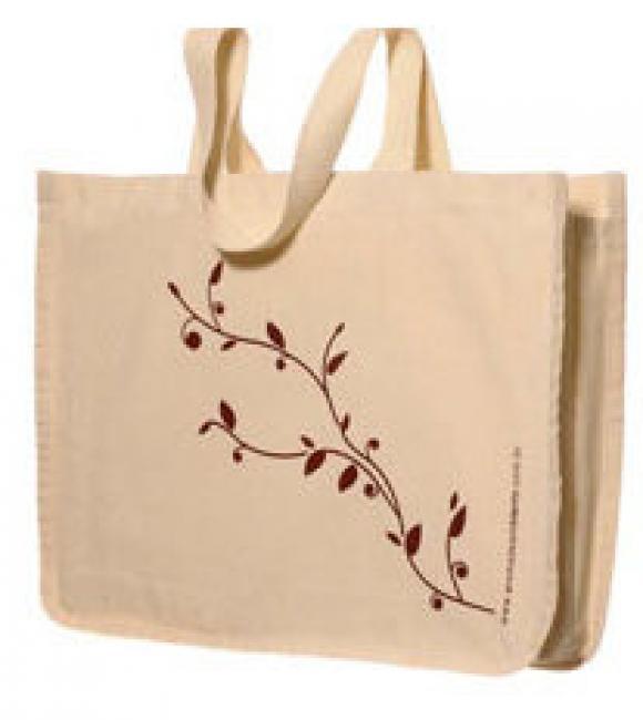 sacola em tecido, sacola retornável, sacola de compras, sacola ecológica