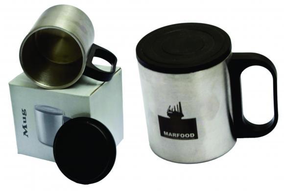 Caneca Inox 220 ML, Caneca Inox, Caneca Inox personalizada em belo horizonte,, brindes bh, brindes personalizados bh, canetas personalizadas bh, squeezes personalizadas em bh, personalização squeezes bh, canecas personalizadas bh, copos personalizados em bh, squeeze metal personalizada bh, personalização de brindes em bh., LG BRINDES BH
