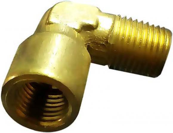 Cotovelo 1/4 npt M x 1/4 npt F ,conserto de fogões bh, so fogoes, sofogoes, peças para fogoão em geral,conserto de fogões,canalizações de gás, instalções de gás predial e resisêncial
