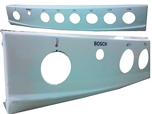 Painel Bosch NG Premium Klass Plus 1 furo Branco 6 bocas,so fogoes,sofogoes,pe�as para fogo�o em geral,fog�es,conserto de fog�es,conserto de fog�es bh,fog�es industriais.fog�es a lenha