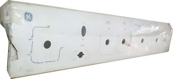 Painel GE Classical 5 bocas branco ,so fogoes,sofogoes,pe�as para fogo�o em geral,fog�es,conserto de fog�es,conserto de fog�es bh,fog�es industriais.fog�es a lenha