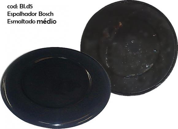 Espalhador Cont NG Bosch esmaltado m�dio 8,5 cm,queimadores para fog�es bosch continental
