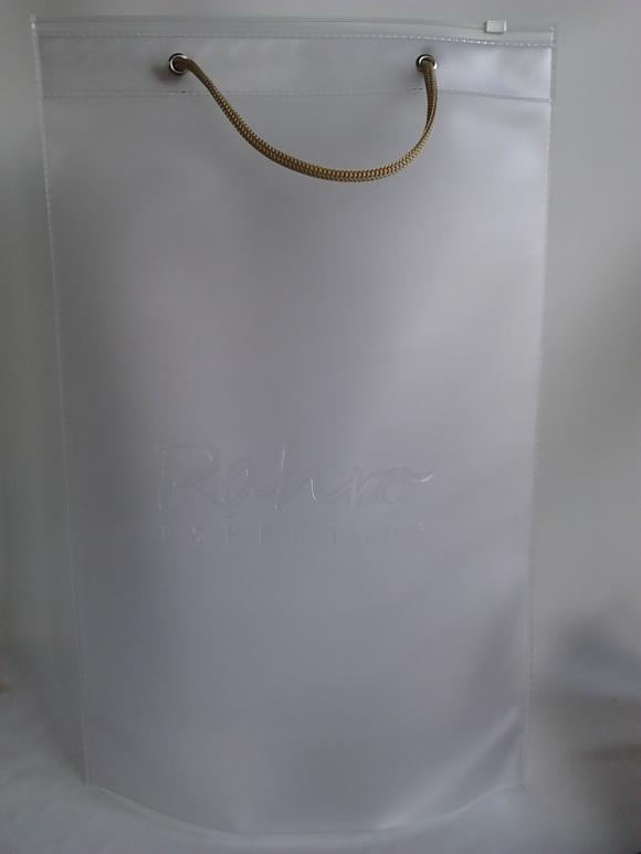 sacola pvc, sacola de plastica, bolsa pvc, bolsa de plastico, sacola propaganda, Kit, propaganda, sacola empresa