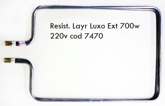 Resist�ncia forno Layr Luxo Ext 700 w 220v,resist�ncia forno el�trico,pe�a para forno el�trico