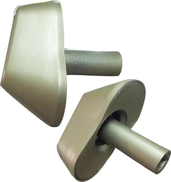 Bot�o GE cano curto pequeno ouro,so fogoes,sofogoes,pe�as para fogo�o em geral,fog�es,conserto de fog�es,conserto de fog�es bh,fog�es industriais.fog�es a lenha