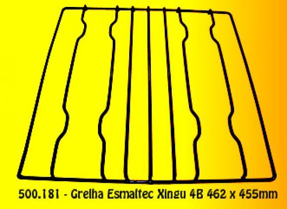 Grelha Esmaltec Xingu 4B 462 x 455 mm,so fogoes,sofogoes,pe�as para fogo�o em geral,fog�es,conserto de fog�es,conserto de fog�es bh,fog�es industriais.fog�es a lenha