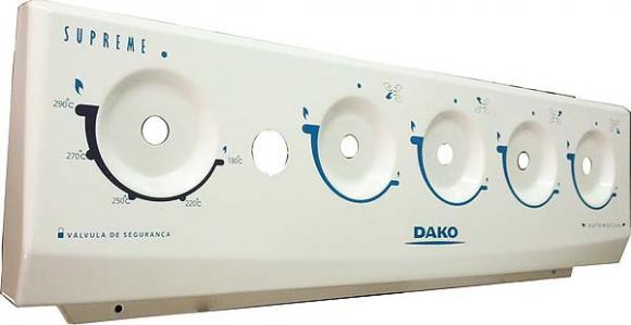Painel DAKO Supreme 4 bocas 1 interruptor,so fogoes,sofogoes,pe�as para fogo�o em geral,fog�es,conserto de fog�es,conserto de fog�es bh,fog�es industriais.fog�es a lenha