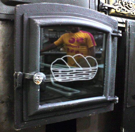 Forno p fog�o Arqueado ferro porta de Vidro PEQ,Pe�as para fog�es Belo Horizonte MG